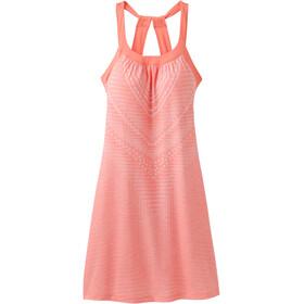 Prana Cantine Dress Damen peach synergy